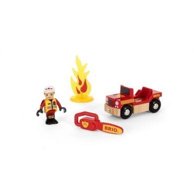 BRIO - World Zestaw do Zabawy Strażak