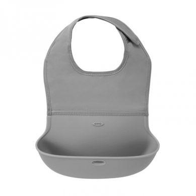 OXO - Śliniak Zwijany Grey