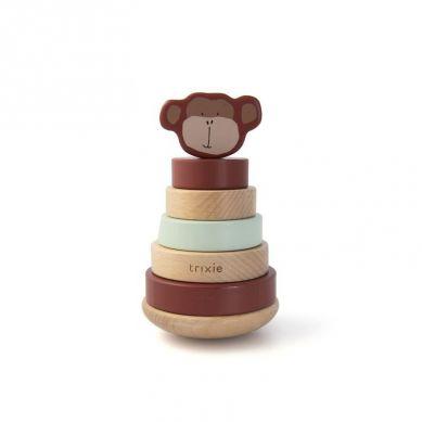 Trixie - Drewniana Zabawka Mr Monkey