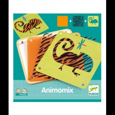 Djeco - Eduludo Animomix