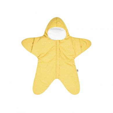 Baby Bites - Kombinezon Letni Star 3-6m Yellow