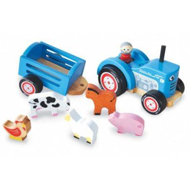 Indigo Jamm - Drewniana Traktor Tima