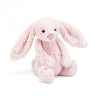 Jellycat - Przytulanka Króliczek Bashful Pink 36cm