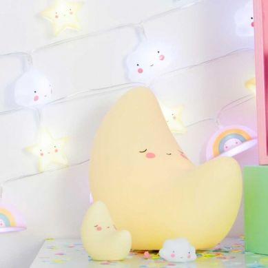 Little Lovely Company - Mała Lampka Ksieżyc