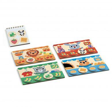 Djeco - Gra Memo Lotto Sklep