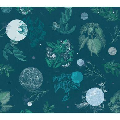 Lullalove - Chustka Z Daszkiem Moon Garden