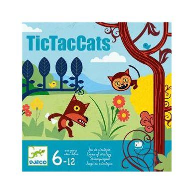 Djeco - Gra Tactic Cats