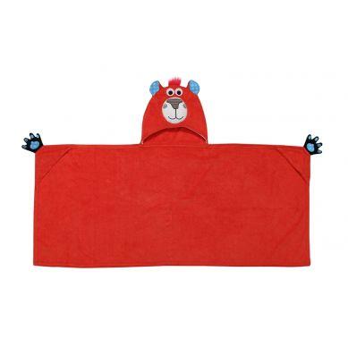 Zoocchini - Ręcznik dla Dziecka z Kapturem Niedźwiedź