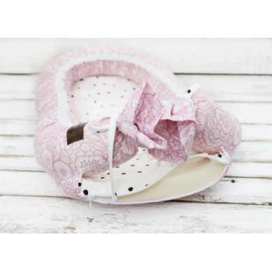 Sleepee - Gniazdko Niemowlęce Feel More Pink