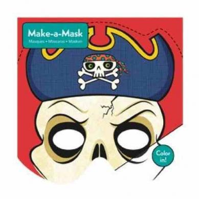 Mudpuppy Maski Piraci