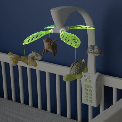 Skip Hop - Karuzelka Safari z Projektorem i Pozytywką
