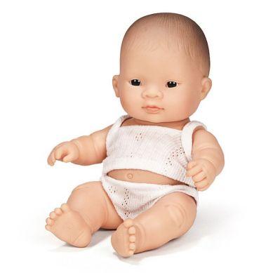 Miniland - Lalka Dziewczynka Azjatka 21cm