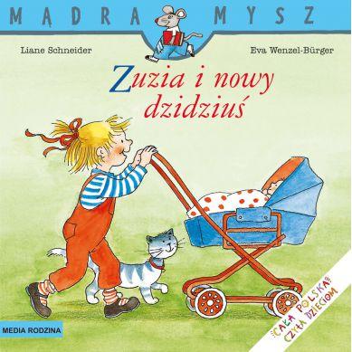 Wydawnictwo Media Rodzina -  Zuzia i Nowy Dzidziuś