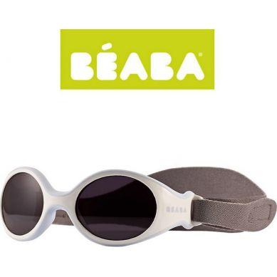 Beaba Okularki Baby biało-niebieskie r. XS