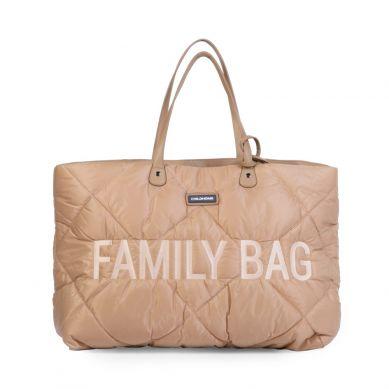 Childhome - Torba Family Bag Pikowana Beżowa