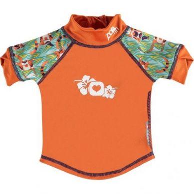 Close - Koszulka do pływania UPF50+ Tygrys (Oswald and Bo) M 12-18 miesięcy