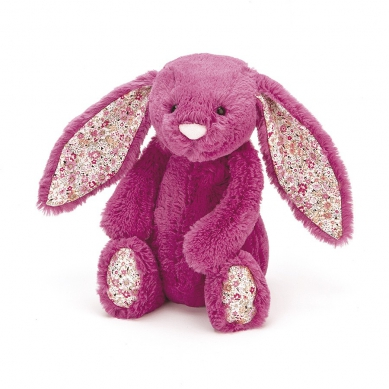 Jellycat - Przytulanka Króliczek Rose Blossom 18cm