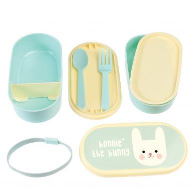 Rex - Dwupoziomowy Lunchbox Bonnie the Bunny