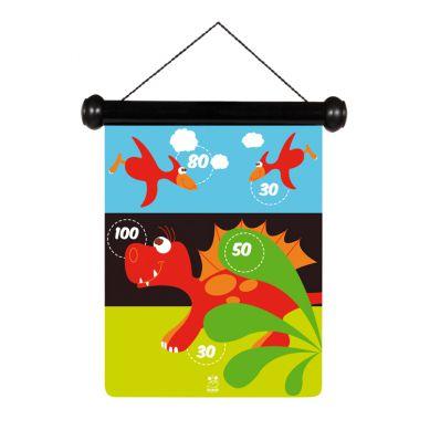 Scratch - Małe Magnetyczne Rzutki Dino