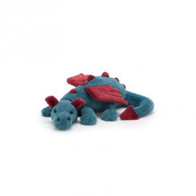 Jellycat - Przytulanka Smok Dexter 50cm 0m+