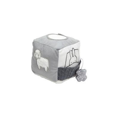 Tiamo - Kostka do Zabawy Miffy Szara