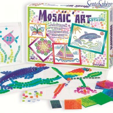 Sento Sphere - Mozaika Krystaliczna