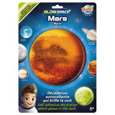 BUKI - Planeta Mars Świecące w Ciemności