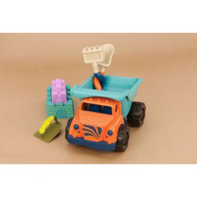 B.Toys - Ciężarówka z Akcesoriami do Zabawy w Piasku