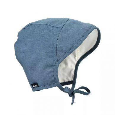 Elodie Details - Czapka Baby Bonnet Juniper Blue 0-3m