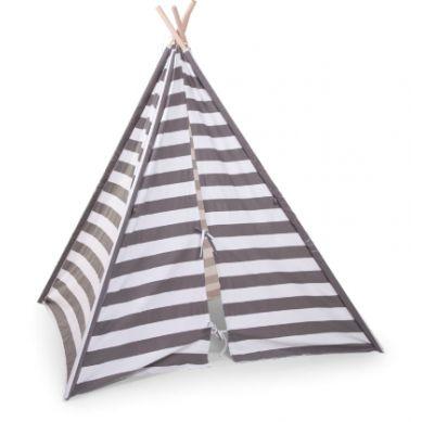 Childhome  - Drewniany Namiot Tipi Paski