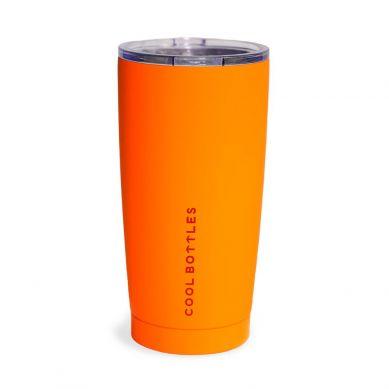 Cool Bottles - Kubek Termiczny 550 ml Vivid Orange