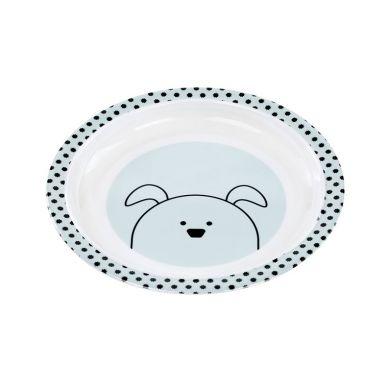 Lassig - Talerz z Malaminy Little Chums Pies