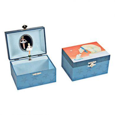 Egmont Toys - Pozytywka Szkatułka z Baletnicą Misie Polarne 3+