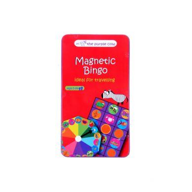 The Purple Cow - Gra Magnetyczna Bingo