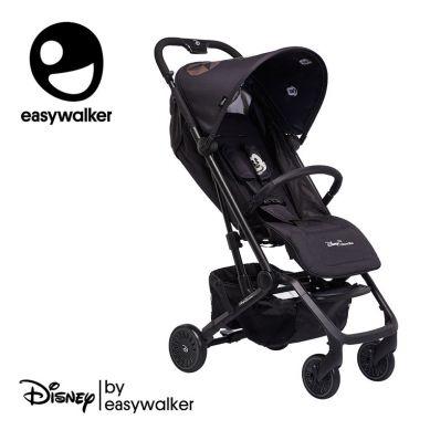 Disney by Easywalker - Buggy XS Wózek Spacerowy z Osłonką Przeciwdeszczową Mickey Diamond