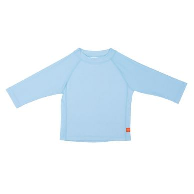 Lassig - Koszulka z Długim Rękawem do Pływania Light Blue UV 50+ 18m+