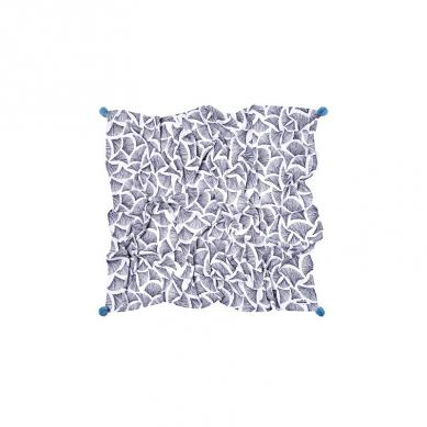 Malomi Kids - Otulacz Bambusowy 100x120 Blue