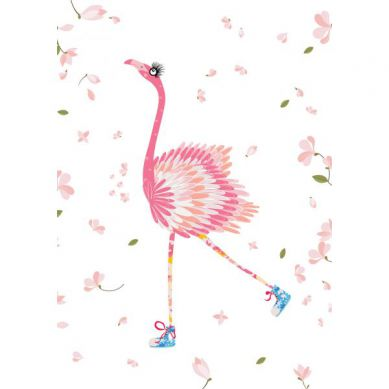 Maki Mon Ami - Plakat Flaming Maja (A4)