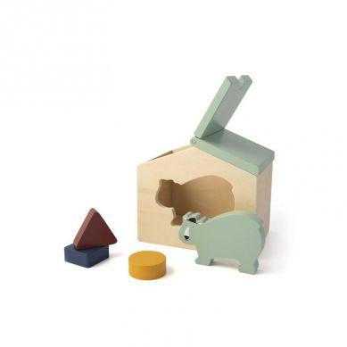 Trixie - Drewniany Domek Mr Polar Bear