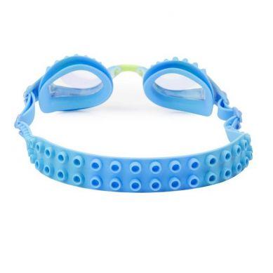 Bling2O - Okulary do Pływania Ośmiornica Niebieska 3+