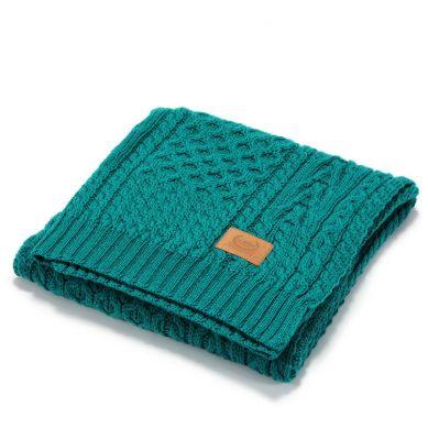 La Millou - Kocyk Merino Wool Blanket Marakesh Jardin