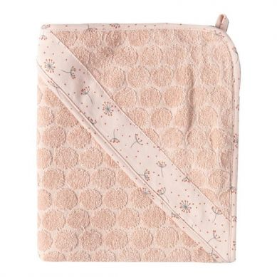 Bebe-Jou -  Ręcznik z Kapturkiem Wish Pink 85x75cm