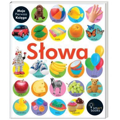 Wydawnictwo Smart Books - Słowa Moja Pierwsza Księga