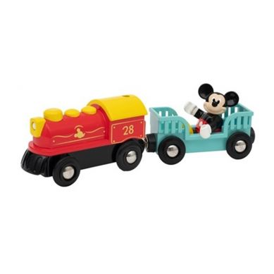 BRIO - Pociąg Myszki Miki na Baterie
