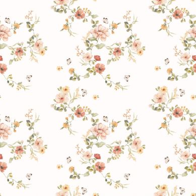 Dekornik - Tapeta Floral Vintage