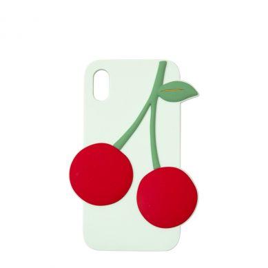 Meri Meri - Etui na iPhone Podwodny Wisienki (X & XS)