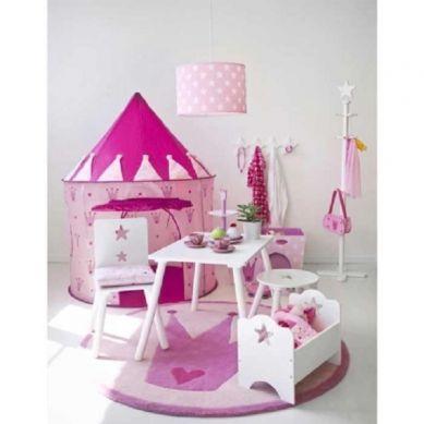 Kids Concept - Namiot Różowy Gwiazdki