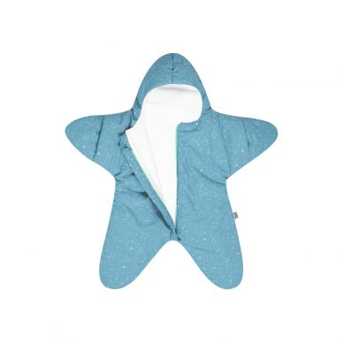 Baby Bites - Kombinezon Letni Star 3-6m Turquoise