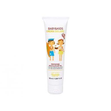 Bubble&CO - Krem Przeciwsłoneczny Dla Dzieci i Niemowląt SPF 50 z Filtrami Mineralnymi 100 ml