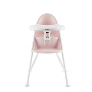 BabyBjorn - Krzesełko do Karmienia Różowe